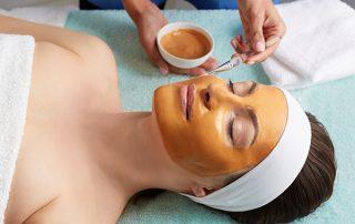 Pumpkin Facial Treatment