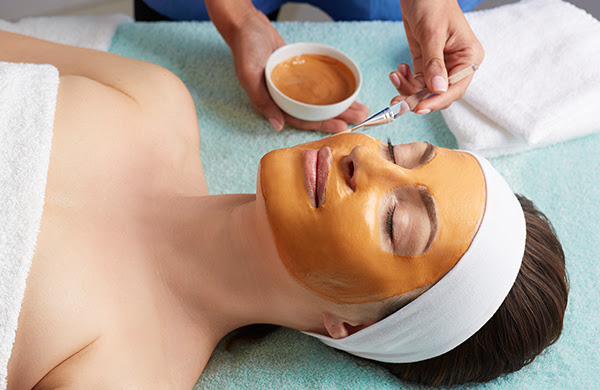 Pumpkin Facial Treatment